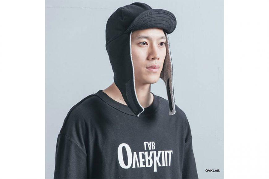 OVKLAB 21(五)發售 18 AW Earflap Camp Cap (1)