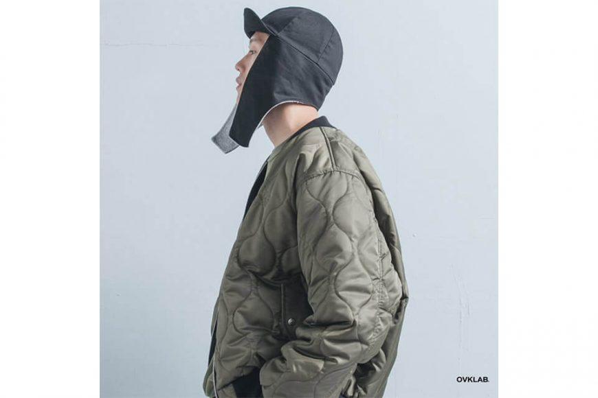 OVKLAB 21(五)發售 18 AW Earflap Camp Cap (3)