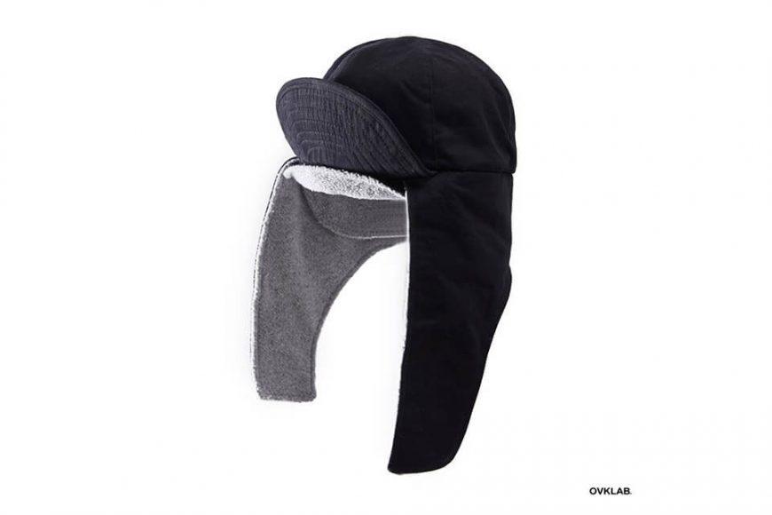 OVKLAB 21(五)發售 18 AW Earflap Camp Cap (7)