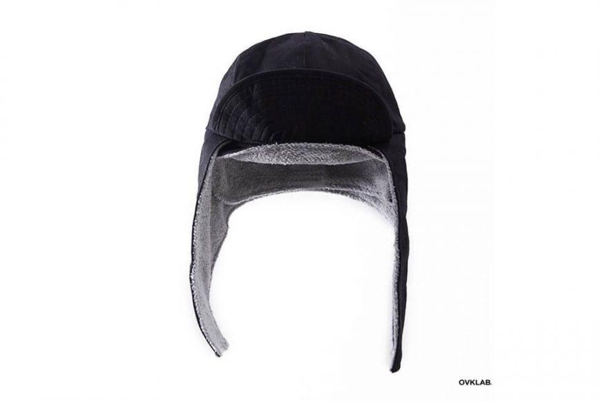 OVKLAB 21(五)發售 18 AW Earflap Camp Cap (8)