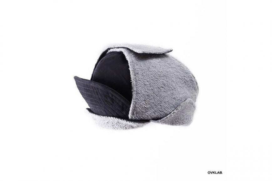 OVKLAB 21(五)發售 18 AW Earflap Camp Cap (9)