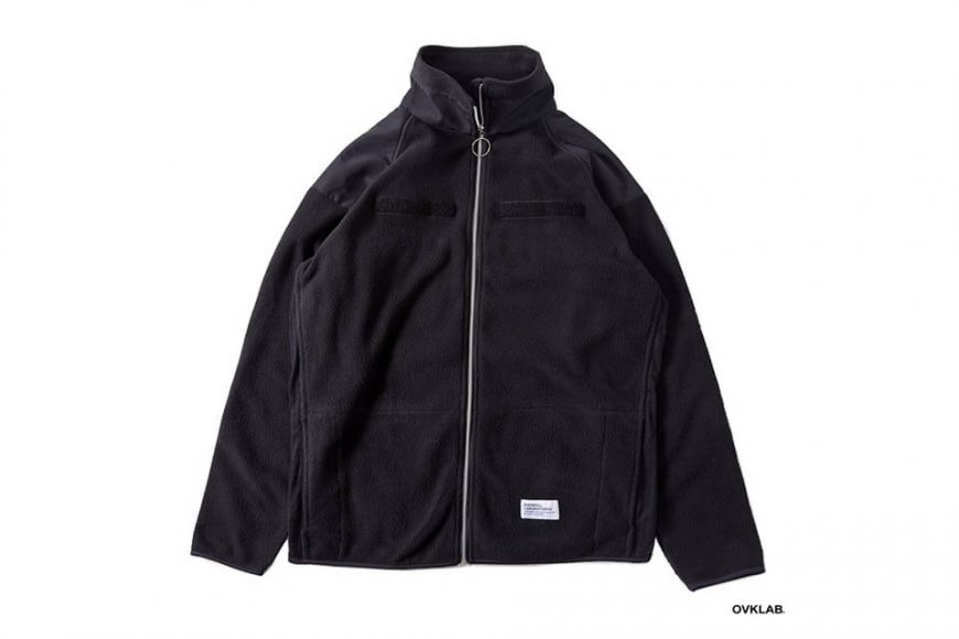 OVKLAB 21(五)發售 18 AW Military Fleece Jacket (6)