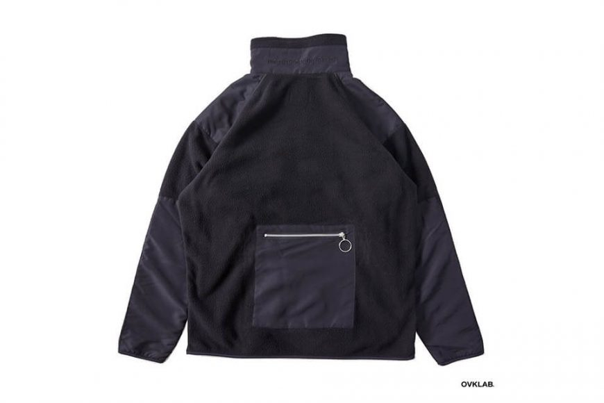 OVKLAB 21(五)發售 18 AW Military Fleece Jacket (7)