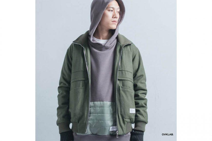 OVKLAB 21(五)發售 18 AW Tank Jacket (2)