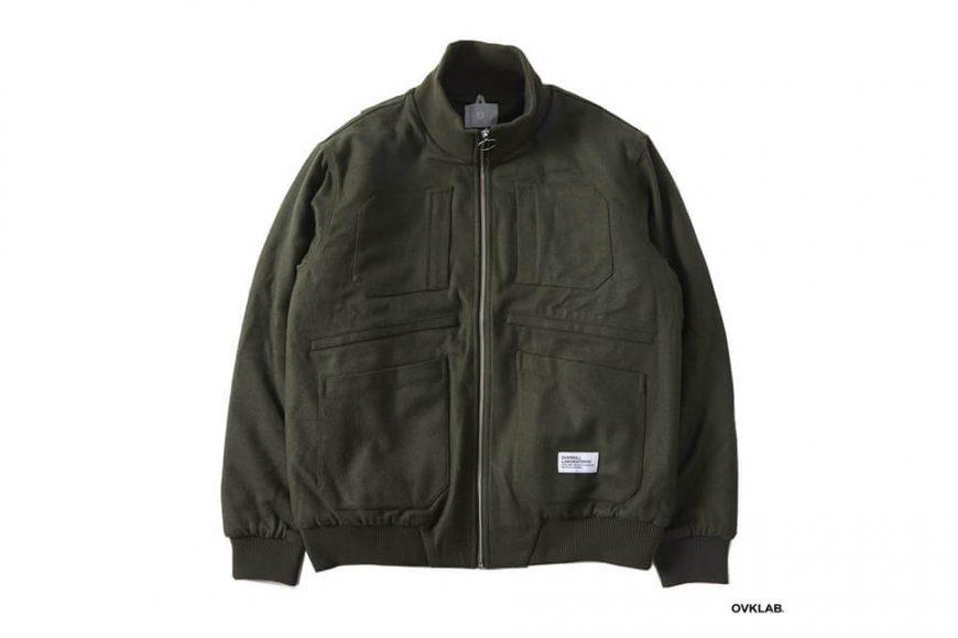 OVKLAB 21(五)發售 18 AW Tank Jacket (5)