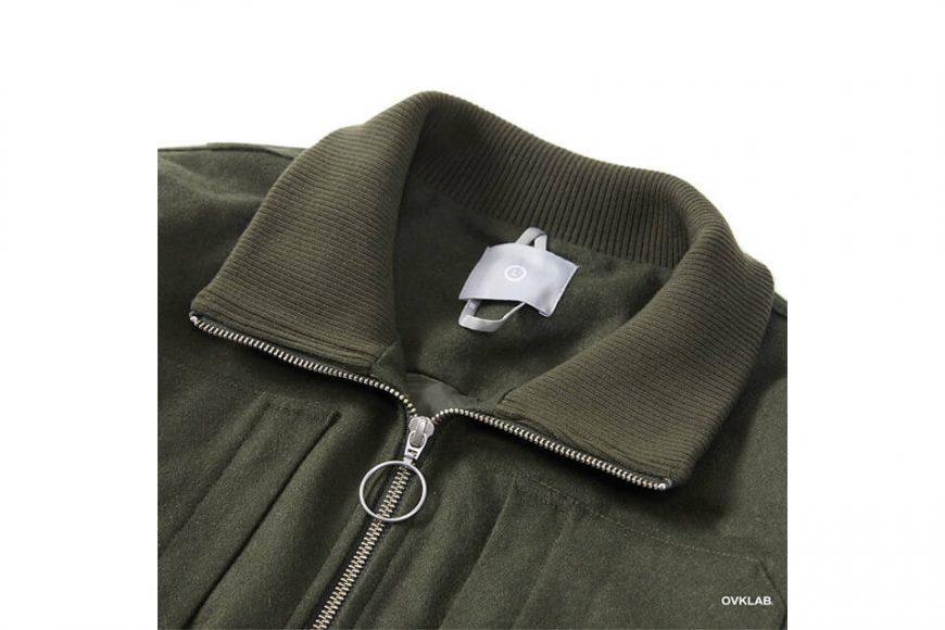 OVKLAB 21(五)發售 18 AW Tank Jacket (7)