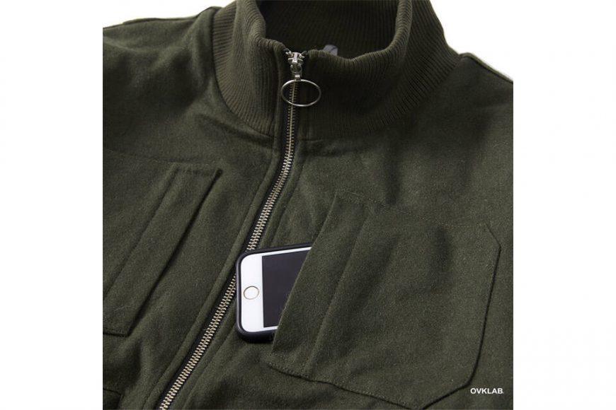 OVKLAB 21(五)發售 18 AW Tank Jacket (8)