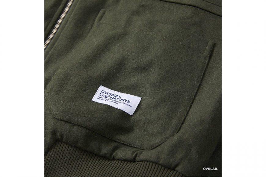 OVKLAB 21(五)發售 18 AW Tank Jacket (9)