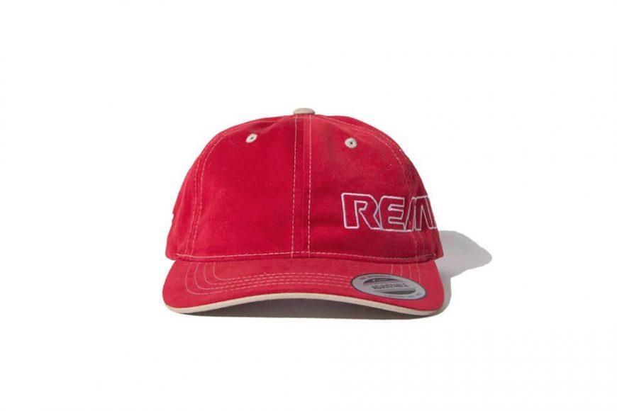 REMIX 18 AW Contrast Stitch Cap (12)
