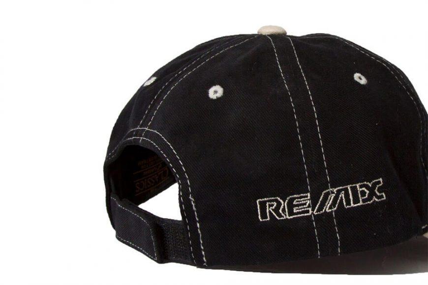 REMIX 18 AW Contrast Stitch Cap (5)