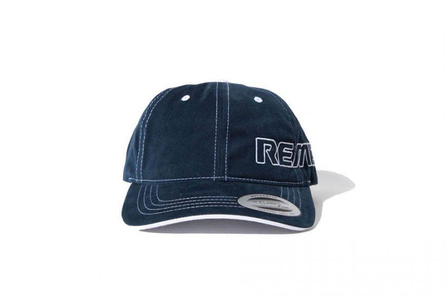 REMIX 18 AW Contrast Stitch Cap (8)