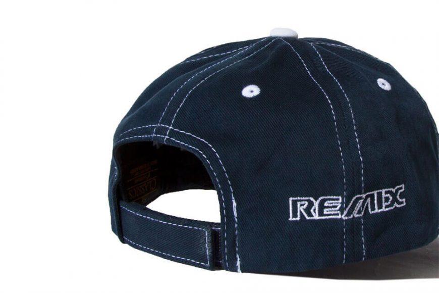 REMIX 18 AW Contrast Stitch Cap (9)