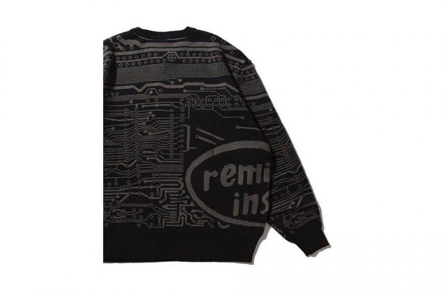REMIX 18 AW Inside Knit Sweater (4)