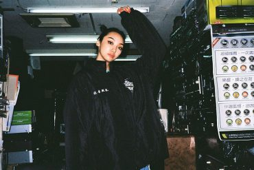 REMIX 18 AW Tpe City Windbreaker (1)
