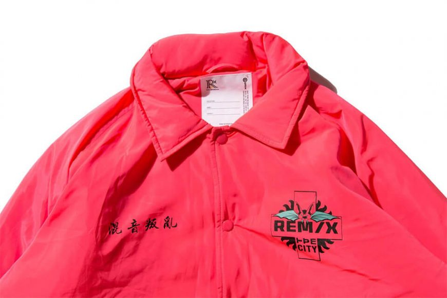 REMIX 18 AW Tpe City Windbreaker (14)