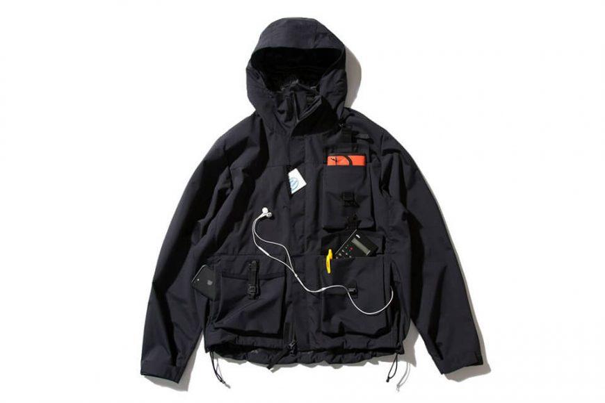 REMIX 19(三)發售 18 AW Rmx Wr Sheel Jacket V2 (11)