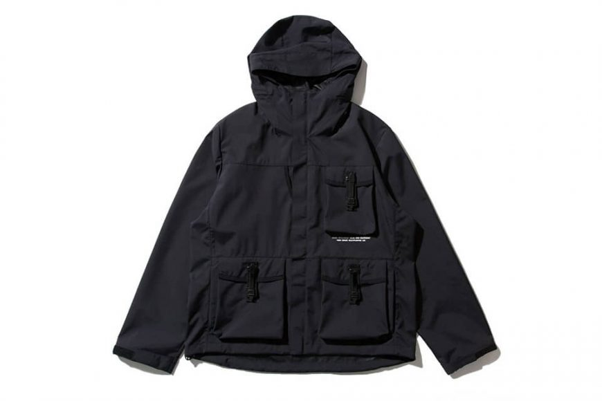REMIX 19(三)發售 18 AW Rmx Wr Sheel Jacket V2 (12)