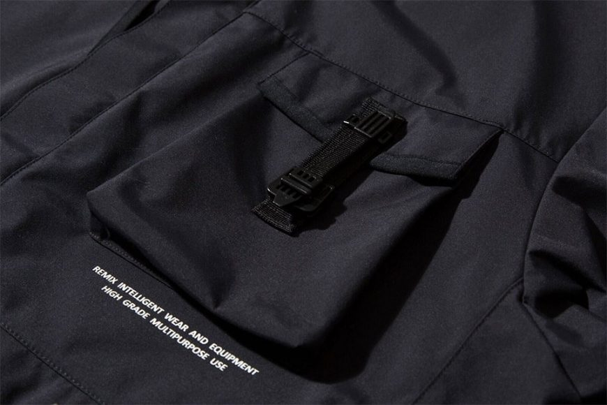 REMIX 19(三)發售 18 AW Rmx Wr Sheel Jacket V2 (14)