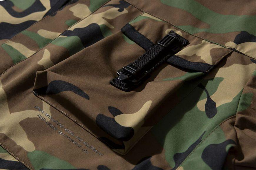 REMIX 19(三)發售 18 AW Rmx Wr Sheel Jacket V2 (21)