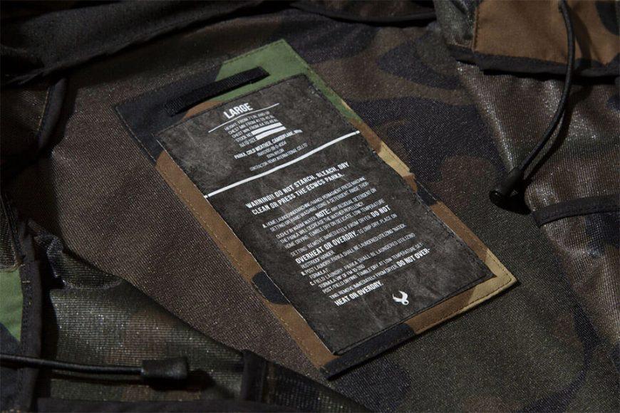 REMIX 19(三)發售 18 AW Rmx Wr Sheel Jacket V2 (23)