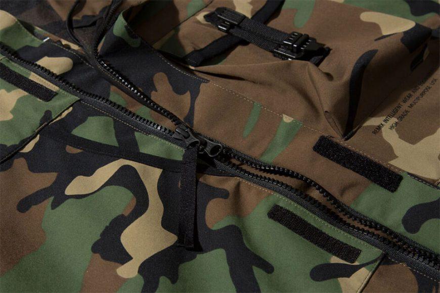 REMIX 19(三)發售 18 AW Rmx Wr Sheel Jacket V2 (24)