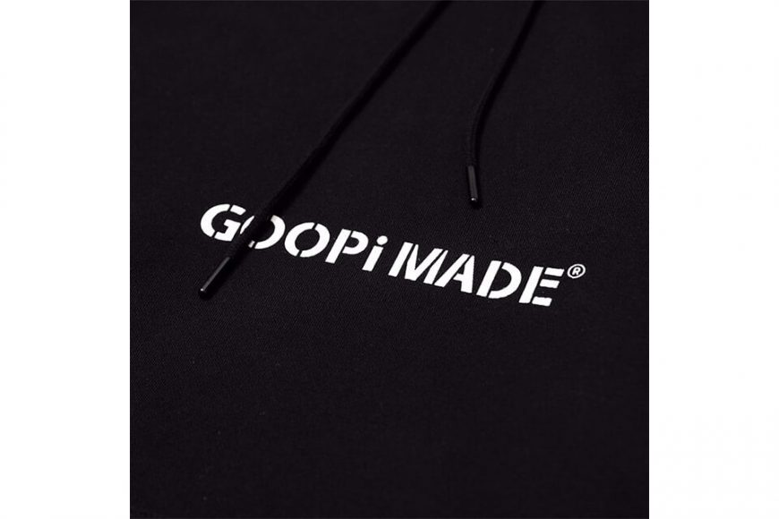 AES 27(四)初三發售 18 AW Aes x Goopi Logo Hoodie (8)