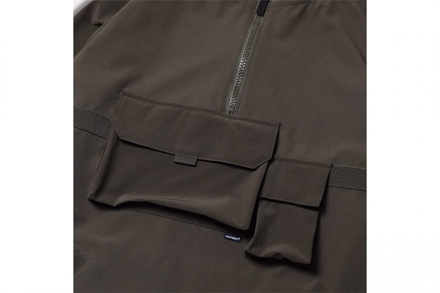 AES 27(四)初三發售 18 AW Aes x Goopi Magnetic Anorak Jacket (10)