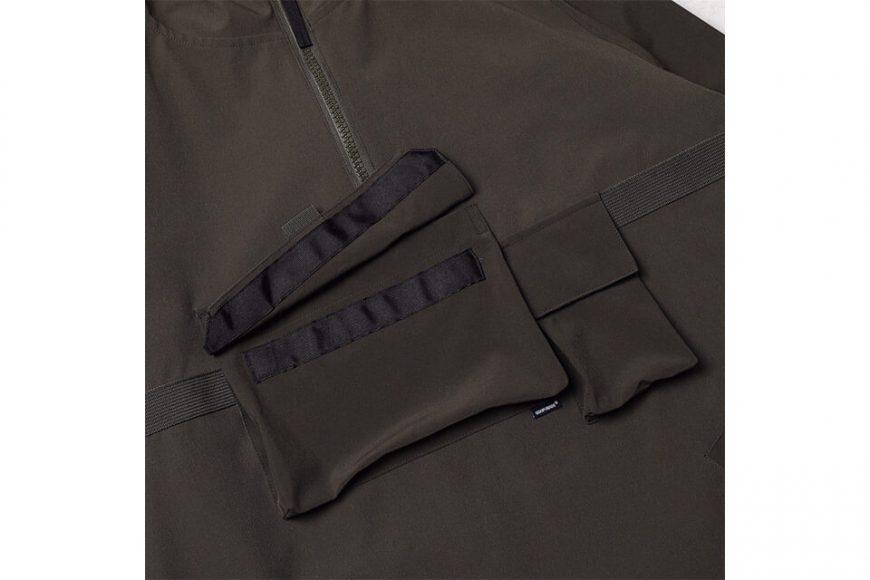 AES 27(四)初三發售 18 AW Aes x Goopi Magnetic Anorak Jacket (11)