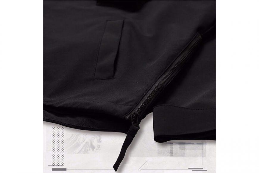 AES 27(四)初三發售 18 AW Aes x Goopi Magnetic Anorak Jacket (8)