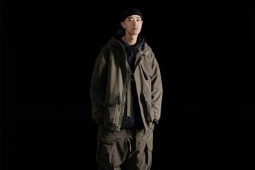 AES 27(四)初三發售 18 AW Aes x Goopi Reconstruct Jacket (0)