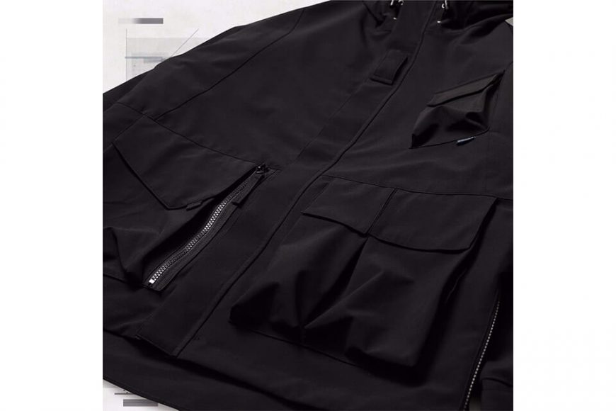 AES 27(四)初三發售 18 AW Aes x Goopi Reconstruct Jacket (10)