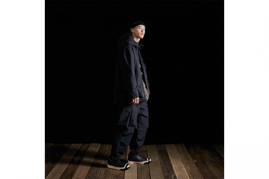 AES 27(四)初三發售 18 AW Aes x Goopi Reconstruct Jacket (2)