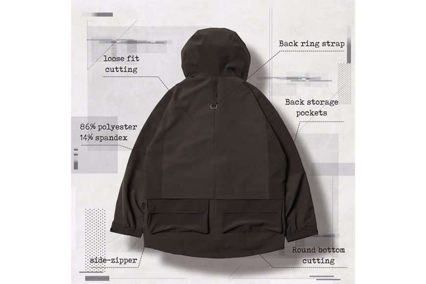 AES 27(四)初三發售 18 AW Aes x Goopi Reconstruct Jacket (7)