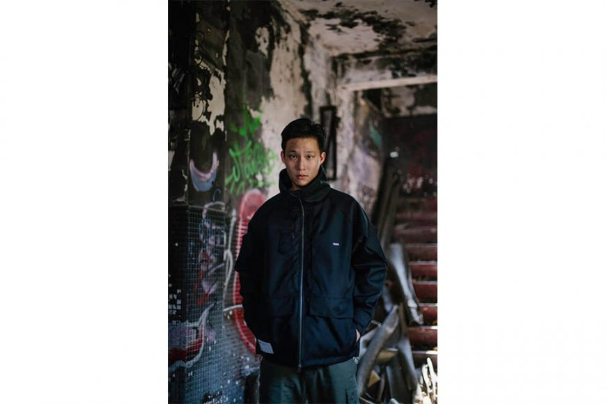 B-SIDE 18 AW Air Force Parka (10)