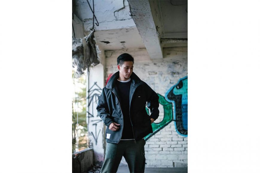 B-SIDE 18 AW Air Force Parka (12)