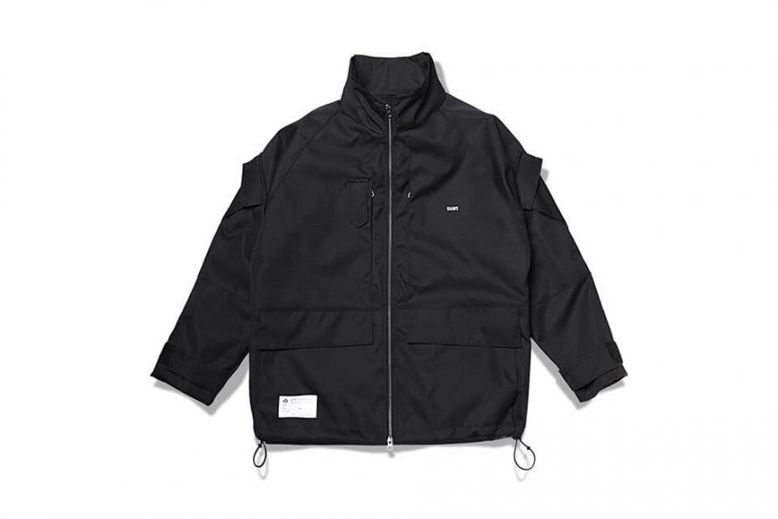B-SIDE 18 AW Air Force Parka (14)