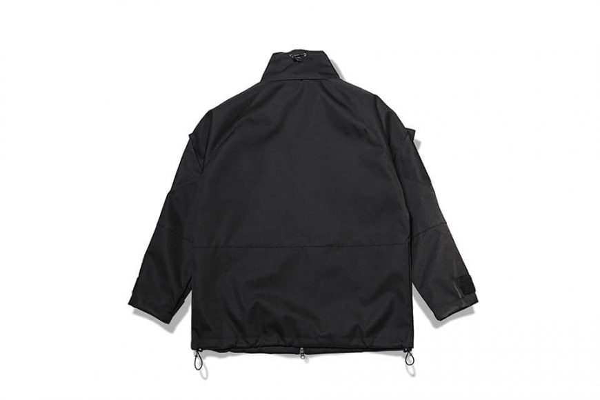 B-SIDE 18 AW Air Force Parka (15)
