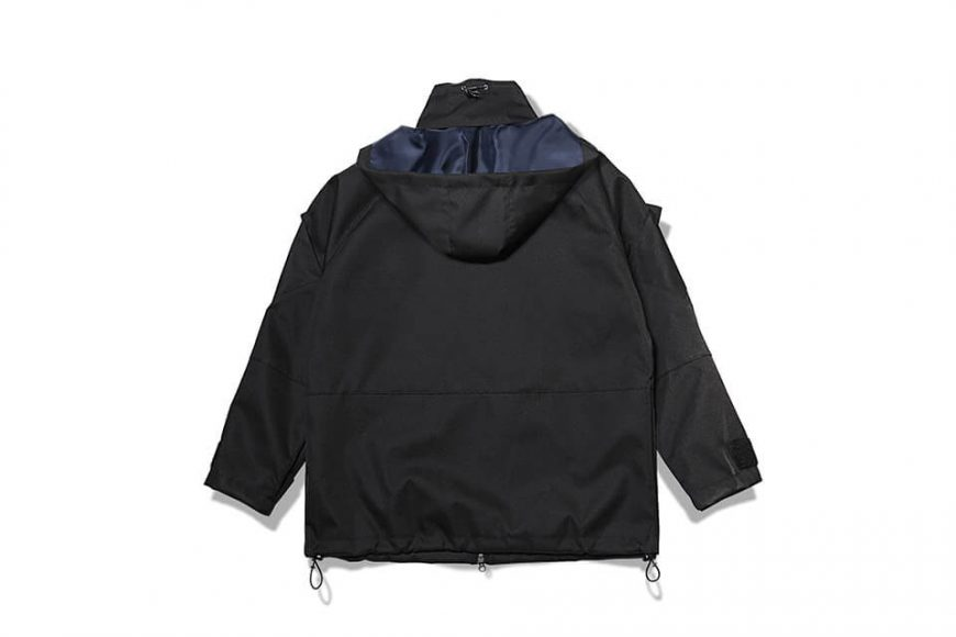 B-SIDE 18 AW Air Force Parka (17)