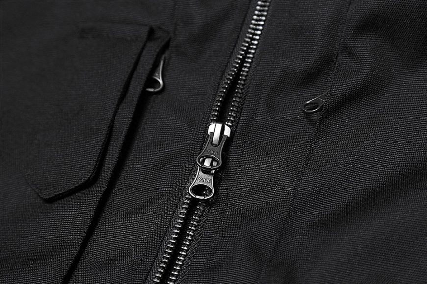 B-SIDE 18 AW Air Force Parka (20)
