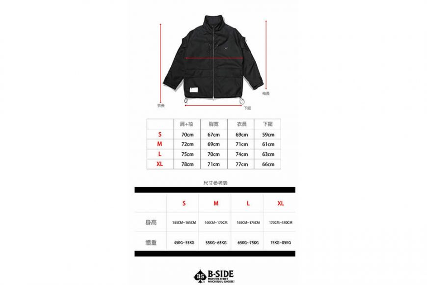 B-SIDE 18 AW Air Force Parka (26)
