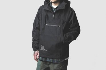 B-SIDE 213(三)發售 18 AW BS 219 Pullover JKT (0)