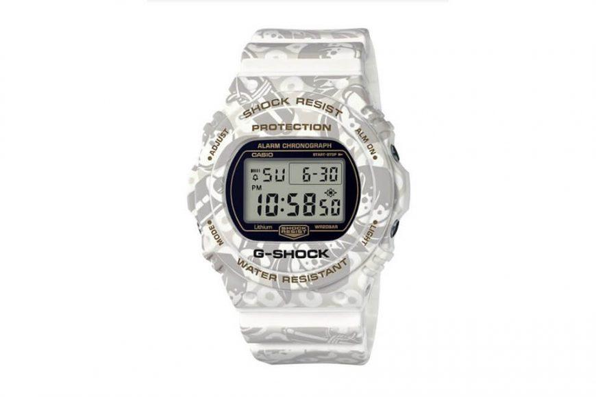 CASIO G-SHOCK DW-5700SLG-7DR (2)