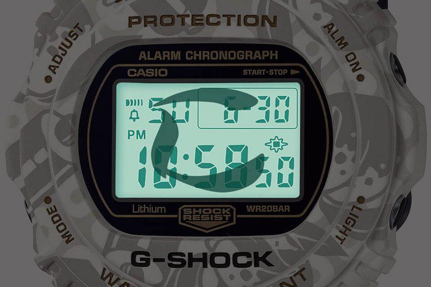 CASIO G-SHOCK DW-5700SLG-7DR (6)