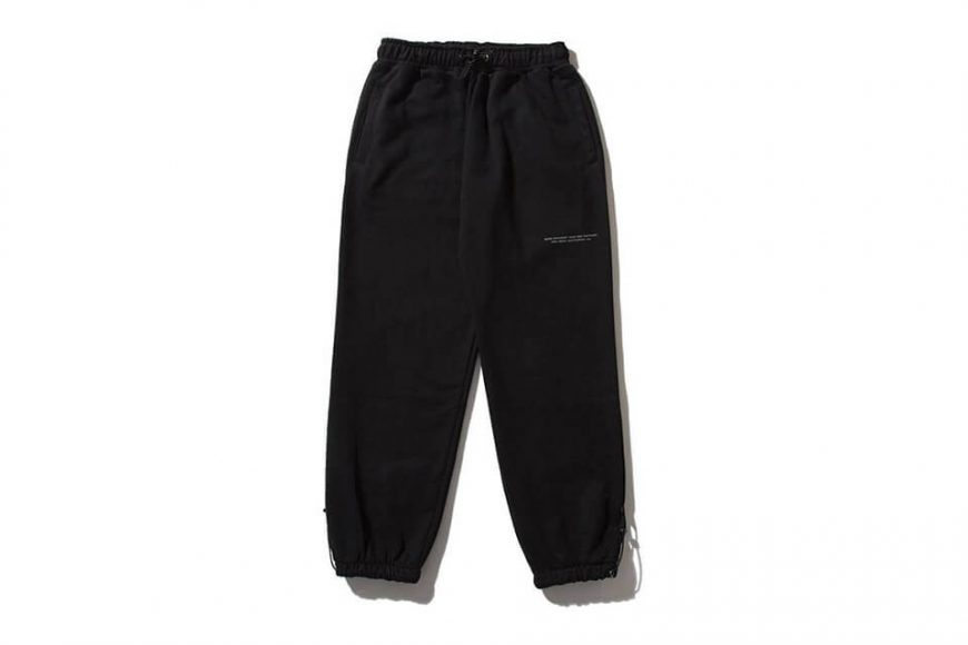 REMIX 18 AW Division Sweatpants (2)