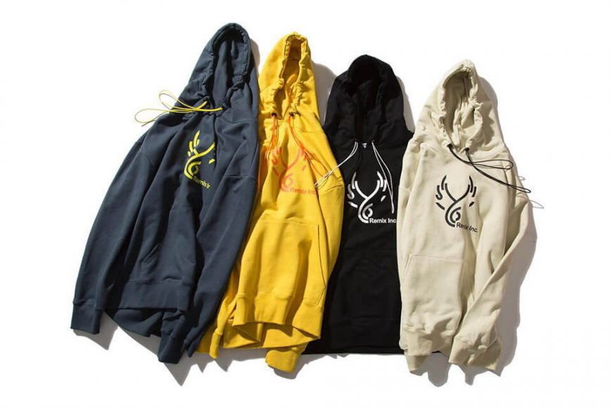 REMIX 18 AW Face 2 Hoody (2)