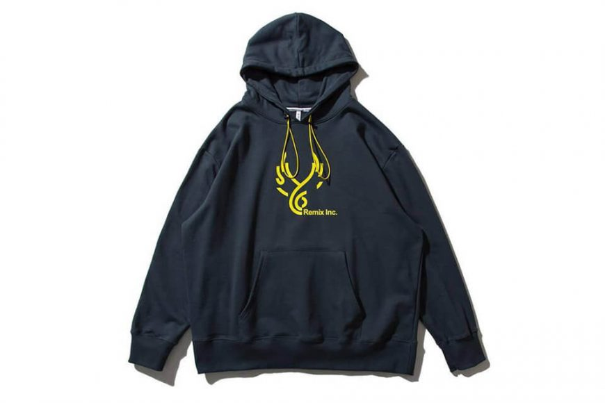 REMIX 18 AW Face 2 Hoody (4)