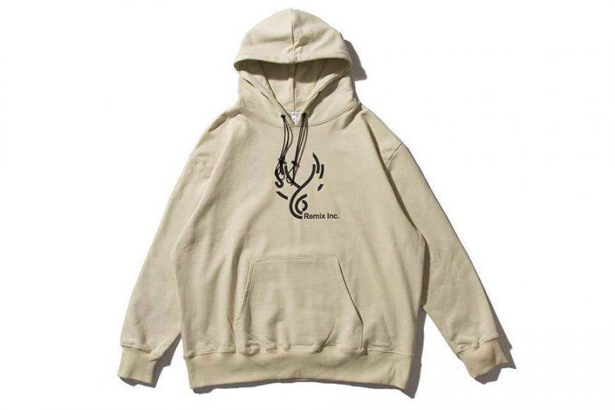 REMIX 18 AW Face 2 Hoody (5)