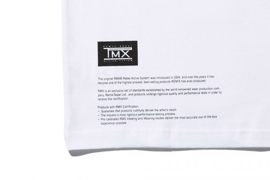 REMIX 223(六)發售 18 AW Rmx System Tee (13)