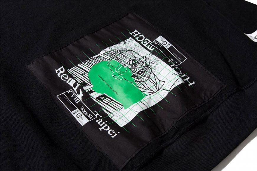 REMIX 26(三)新年初二發售 18 AW H.t.l.l Reversible Crewneck (12)