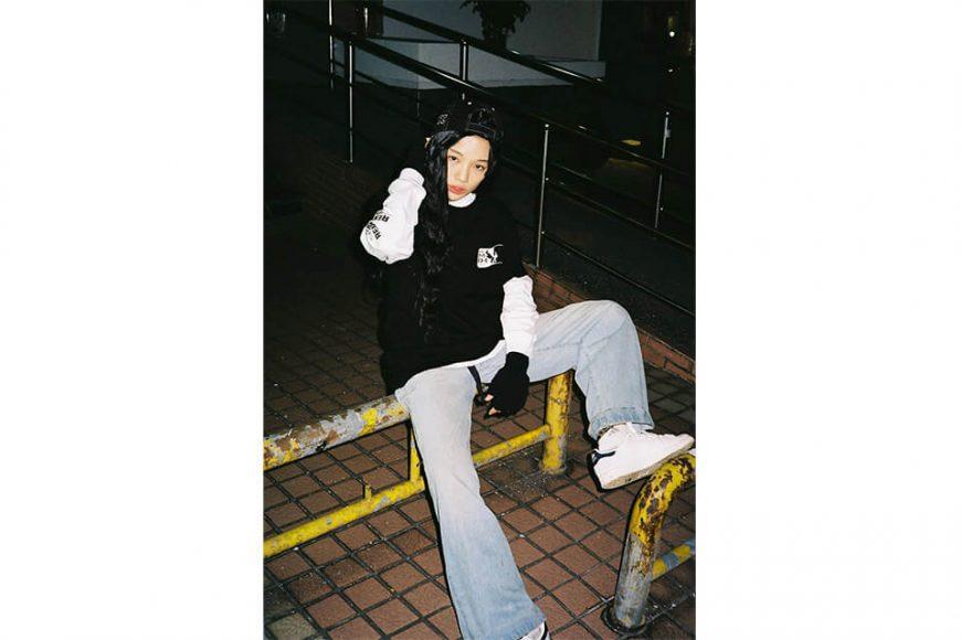 REMIX 29(六)新年初五發售 18 AW No Rule Tee (4)